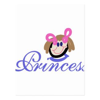 プリンセス ポストカード