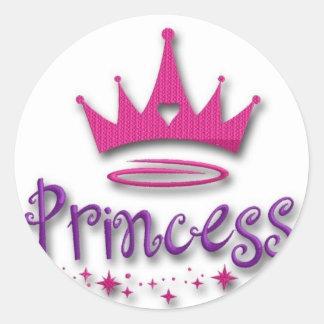 プリンセス ラウンドシール