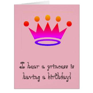 プリンセスb日 カード