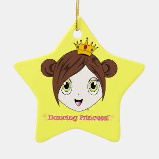 プリンセスCherry™のオーナメント セラミックオーナメント