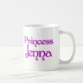 プリンセスJenna コーヒーマグカップ