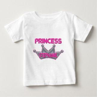 プリンセスStephanie ベビーTシャツ