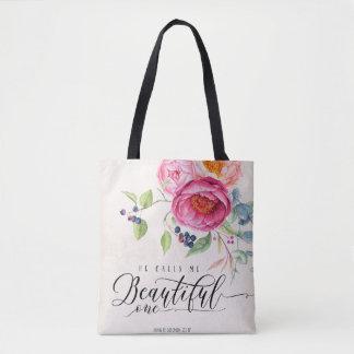 プリントのバッグをくまなく美しい1つ トートバッグ