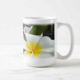 プルメリアのコーヒー・マグ コーヒーマグカップ
