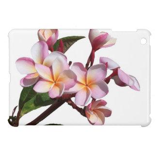 プルメリアの花のiPad Miniケース iPad Miniカバー