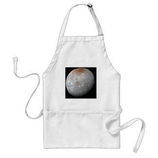 プルートで最も大きい月: Charon スタンダードエプロン