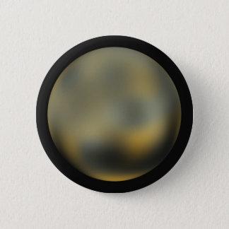 プルートの惑星 5.7CM 丸型バッジ