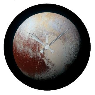 プルートの時計 ラージ壁時計