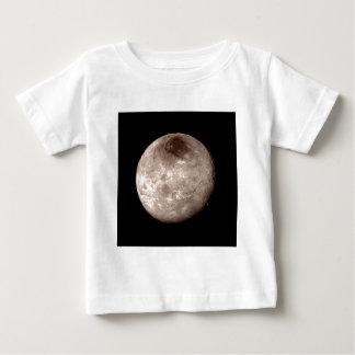 プルートの月CHARON (太陽系)の~ ベビーTシャツ
