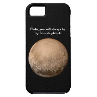 プルートの私のお気に入りのな惑星-ニュー・ホライズンズNASA iPhone SE/5/5s ケース