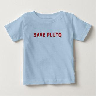 プルートを救って下さい ベビーTシャツ