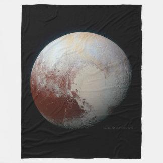 プルート-最も大きい小型惑星 フリースブランケット