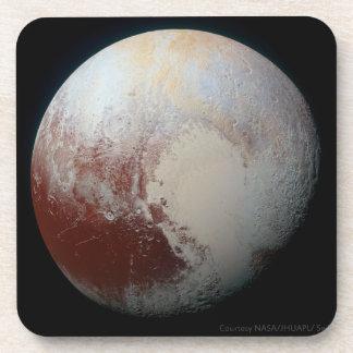 プルート- 6のコースターセット最も大きい小型惑星 コースター