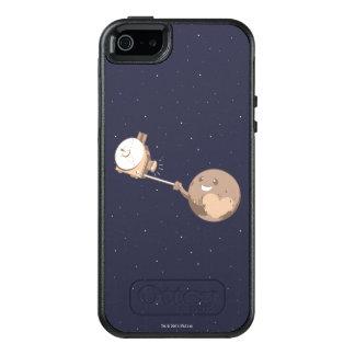 プルートSelfie オッターボックスiPhone SE/5/5s ケース