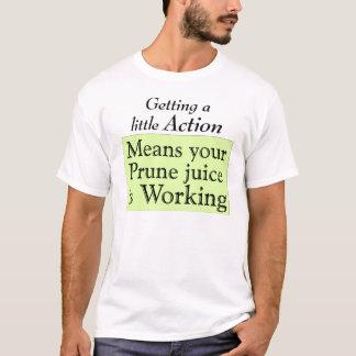 プルーンジュース Tシャツ