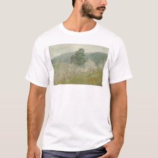 プルーン果樹園、Saratoga、カリフォルニア(1170年) Tシャツ