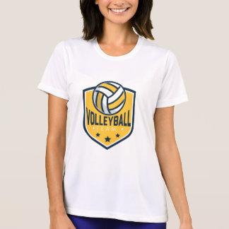 プレッピーなバレーボールのチーム競争 Tシャツ