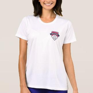 プレッピーなバレーボールのチーム選手権リーグ Tシャツ