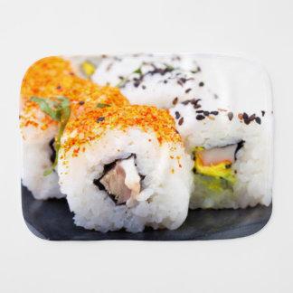 プレートの寿司 バープクロス
