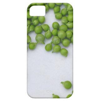 プレートの熟したグリーンピース iPhone SE/5/5s ケース