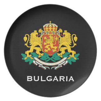 プレートBulgaria*の紋章付き外衣 プレート