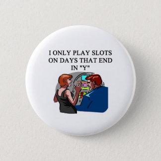 プレーヤーの冗談に細長い穴をつけます 缶バッジ