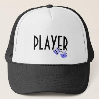 プレーヤーの帽子 キャップ