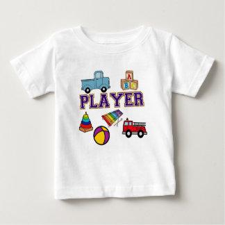 プレーヤー ベビーTシャツ