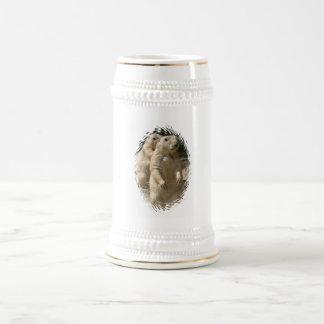 プレーリードッグのビールのジョッキ ビールジョッキ