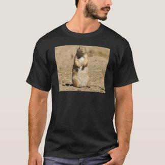 プレーリードッグの大人のTシャツ Tシャツ