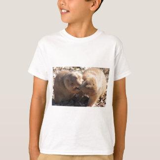 プレーリードッグ愛 Tシャツ
