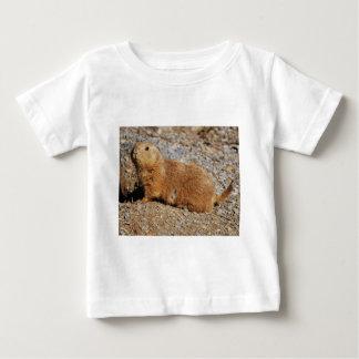 プレーリードッグ ベビーTシャツ