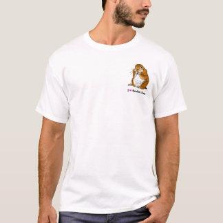 プレーリードッグ(Aの背部姿) Tシャツ