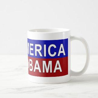 プロアメリカのアンチオバマのギア コーヒーマグカップ