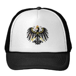 プロイセンの旗の帽子 帽子