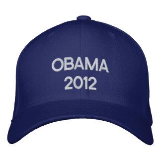 プロオバマ2012年 刺繍入りキャップ