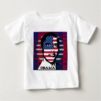 プロオバマ ベビーTシャツ
