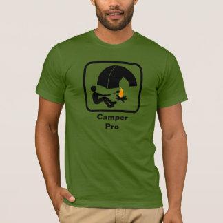 プロキャンピングカー Tシャツ