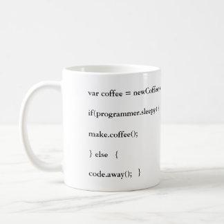 プログラマーコーヒー・マグ コーヒーマグカップ