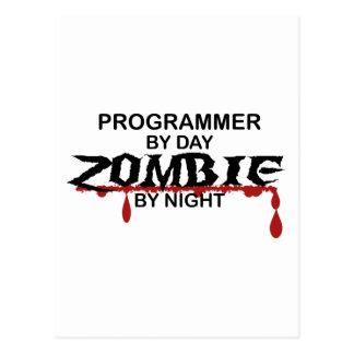 プログラマーゾンビ ポストカード