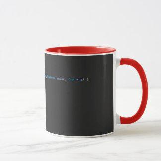 プログラマーマグ! マグカップ