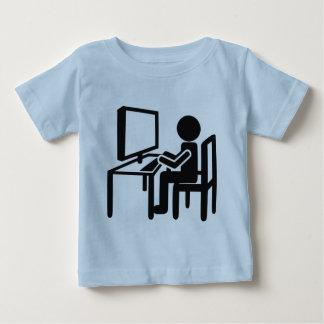 プログラマー ベビーTシャツ