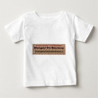プロザックから ベビーTシャツ