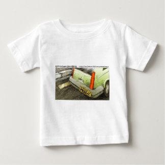 プロザックのバンパーステッカーのおもしろいなティーのカード及びギフト ベビーTシャツ