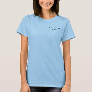 プロザック大学卒業生の女性ティー Tシャツ