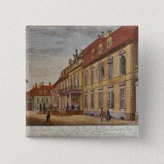 プロシアの王子のフェルディナント宮殿 5.1CM 正方形バッジ