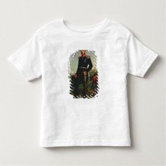 プロシア1814年のフレデリックウィリアムIII王 トドラーTシャツ