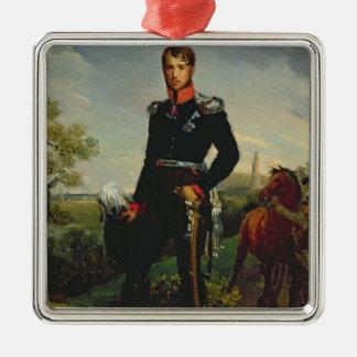 プロシア1814年のフレデリックウィリアムIII王 メタルオーナメント
