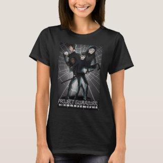 プロジェクトの保護者ポスターワイシャツ Tシャツ