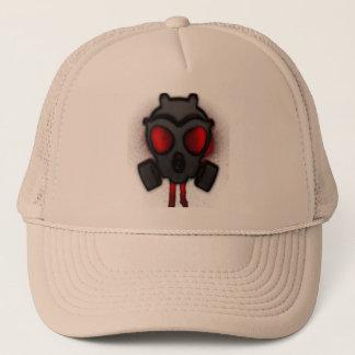 プロジェクトの悪夢のガスマスクの帽子 キャップ